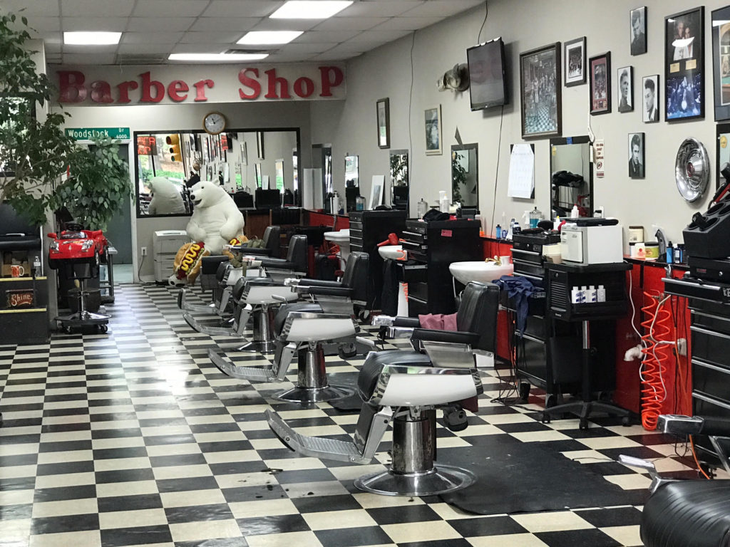 Raleigh Barbershop